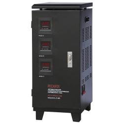 Трехфазный стабилизатор напряжения Ресанта ACH-9000/3-ЭМ