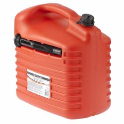 Канистра 10 литров для топлива с носиком / 53122