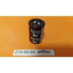 Конденсатор 250 мкФ, для сварочный инвертор, высокотемпературный 2 клеммы, КЭ-250