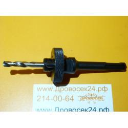 Державка для биметаллических коронок 32-152 мм Зубр / 29536