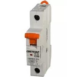 Автоматические выключатели 1-полюсные (10 кА)