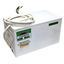 Стабилизатор напряжения морозостойкий тиристорный SUNTEK ТТ 15000 ВА