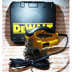 Лобзик электрический DeWALT DW331K (в кейсе)