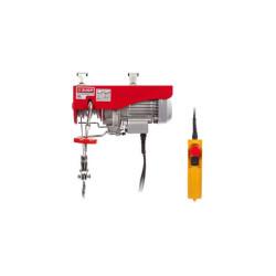 Электротельфер / Тельфер электрический ЗЭТ-1000 (1600 Вт + подъём груза до 1000 кг + гарантия 5 лет)