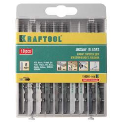 Пилки для лобзика (Kraftool)