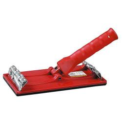 Терка для шлифования с держателем под телескопическую ручку STAYER,  210х105 мм / 3570-10