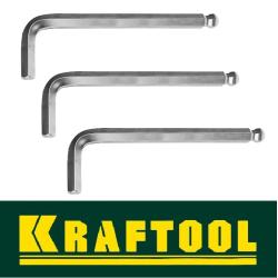 Имбусовые ключи Kraftool (Германия)