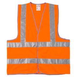 """Жилет флуоресцентный, оранжевый, STAYER """"MASTER"""" (размер 52-54) / 11621-52"""