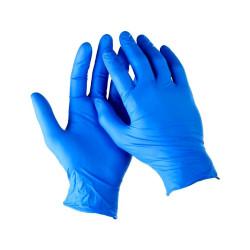 Перчатки нитриловые STAYER PROSafe, PROFESSIONAL, размер L, 10 шт. / 11204-L