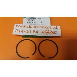 Кольца поршневые Oleo-Mac SPARTA 25, 26 / 0727-00048R (2 шт)