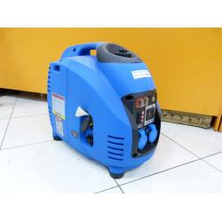 Инверторный генератор ЗУБР ЗИГ-2000 (2000 Вт + синхронный двигатель аналог Honda GXH 160)