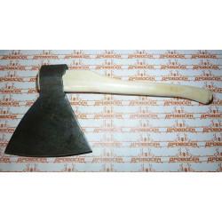 Топор мясорубный ИЖ, 2.4 кг, деревянная рукоятка / 20723