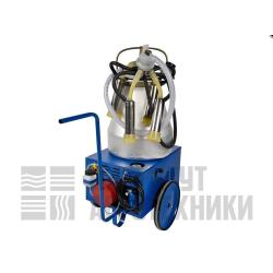 Доильный аппарат «Фермер» АДЭ-01С, силиконовая сосковая резина