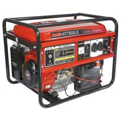 Генератор бензиновый АРСЕНАЛ GG6500E2 / LT6500EB (6,5 кВт + колеса + ручки + аккумулятор + электропуск)