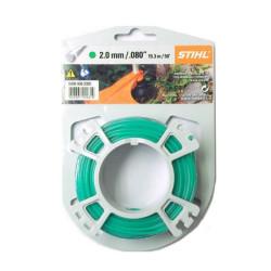 Леска для триммера круглого сечения STIHL 2,0мм*15,3 м  / 0000-930-2416