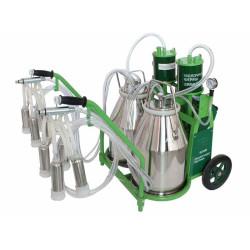 """Доильный аппарат для коров """"Молочная ферма"""" модель 1Т тандем для одновременного доения двух коров"""