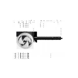 Ротационная щетка для автомоек ЗУБР / 70403