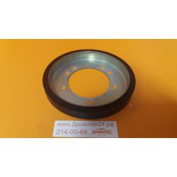 Кольцо фрикционное 160 мм, для снегоуборщика резина в железе