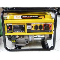Генератор бензиновый Denzel GE 8900 (8,5 кВт) / 94639