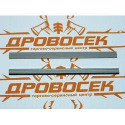 Нож для рубанка ЗУБР 82 мм  / 2 ножа / ЗРЛ-82