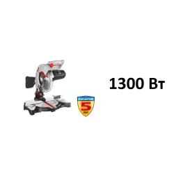 Пила торцовочная ЗУБР ЗПТ-210-1400 Л  (1300 Вт, пропил 60*120 мм)