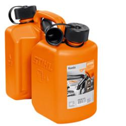 Канистра комбинированная STIHL 3 л/1,5 л, оранжевая / 0000-881-0124