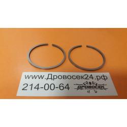 Кольца поршневые культиватор Крот 42 мм (2 шт)