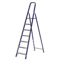 Лестница-стремянка стальная СИБИН, 7 ступеней, 145 см / 38803-07