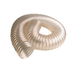 Воздуховод полиуретановый PU - 0.5мм, d100мм (1 п.м.)
