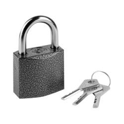 Замок навесной ЧАЗ ВС2-49, дисковый механизм секрета / 37220-49