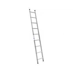 Лестница приставная СИБИН, алюминий, 9 ступеней, 251 см / 38834-09