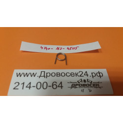 Витая изгибная пружина STIHL FS38 / FS55 / 4140-182-4505