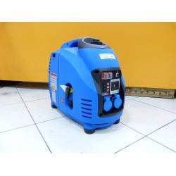Инверторный генератор ЗУБР ЗИГ-3500 (3500 Вт + синхронный двигатель аналог Honda GX 200)