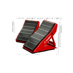Башмак стопорный металлический ЗУБР (2 шт) / 43067