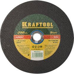 Диск KRAFTOOL отрезной абразивный по металлу для УШМ, 230x1.9x22.23 мм / 36250-230-1.9