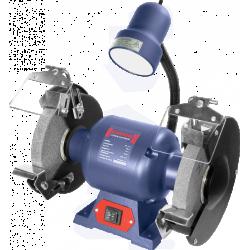 Точило электрическое Кратон BG-14-14 (560 Вт + диск 200 мм) / 4 02 03 019