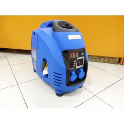 Инверторный генератор ЗУБР ЗИГ-2500 (2500 Вт + синхронный двигатель аналог Honda GX 160)