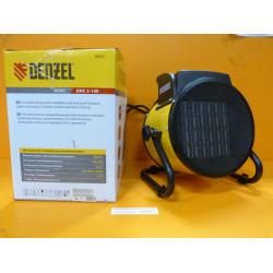 Нагреватель электрический с керамическими элементами Denzel DHC 3-150 / 96431