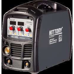 Инверторный сварочный аппарат KITTORY KTG 240F ММА/MIG-MAG/TIG/LIFT-ARC