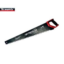 Ножовка по пенобетону 700 мм MATRIX / 23382