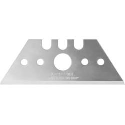 Лезвия KRAFTOOL SOLINGEN трапециевидные, тип A35,  18.7х50х0.65 мм, 5 шт. / 09621-65-S5