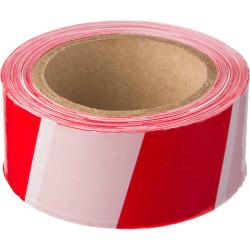 Лента сигнальная STAYER MAXTape, MASTER, цвет красно-белый, 75 ммх150 м / 12241-75-150