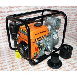 Насос бензиновый для чистой воды Carver CGP 6080