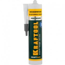 Клей монтажный KRAFTOOL KraftNails Premium KN-602, для деревянных полов и настилов, 310 мл (Германия) / 41344