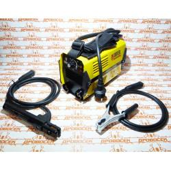 Инверторный аппарат дуговой сварки DENZEL DS-200 Compact (200 А, ПВ 70%, диам.эл. 1,6-5 мм) / 94373