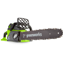Аккумуляторная бесщеточная цепная пила Greenworks GD40CS40 20077UB
