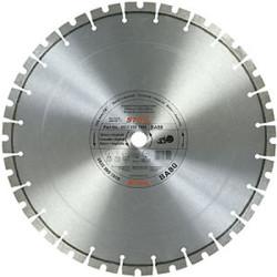 Алмазный отрезной круг STIHL D-BA80 400 мм / 0835-090-7011