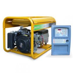 Генератор CAIMAN 8,75 кВА Explorer, двиг. Subaru EX 40 DH ( 404 сс), бак 27 л, 101 кг / 7510XL27 ATS