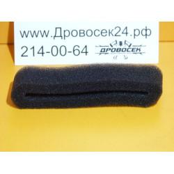Фильтр воздушный на мотокосу Carver GBC-026,033,043,33078,43078 / 01.011.00255 / 01.011.00104