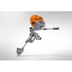Лодочный мотор Carver MHT-3.8S (3 л.с)